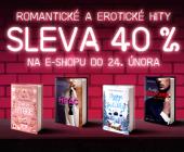 Romantické a erotické hity | SLEVA 40 %