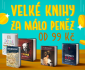 Velké knihy za málo peněz | HUDBA, FILM I PŘÍRODA OD 99 KČ