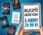 Nejlepší knižní série jako e-knihy   VŠE ZA 99 KČ