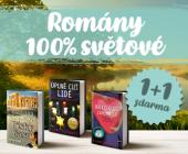 Romány 100% světové | 1+1 ZDARMA