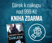 DÁREK K NÁKUPU NAD 999 KČ | Thriller Záblesk