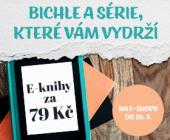 Bichle a série, které vám vydrží | E-knihy za 79 Kč