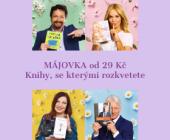 Je tu Májovka! | 20 novinek za výhodnější ceny