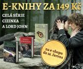 E-knihy Diany Gabaldon | Cizinka a Lord John za 149 Kč