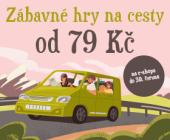 Zábavné hry na cesty | Ceny od 79 Kč