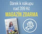 Dárek k nákupu | Nové vydání magazínu Knihkupec