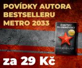 Objevujte klasiku s Knihy Dobrovský | Povídky o vlasti za 29 Kč