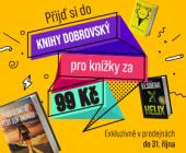 Extrémní čtivost za 99 Kč! | Pouze na prodejnách Knihy Dobrovský