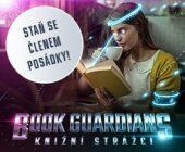 BookGuardians = Knižní strážci | VERBUJEME KNIŽNÍ STRÁŽCE!