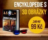 Knihkupci doporučují   Encyklopedie s 3D obrázky za 99 Kč!