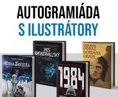 Autogramiáda s ilustrátory grafických románů | Praha