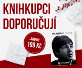 Knihkupci doporučují   Biografie Paula McCartneyho za 199 Kč!