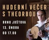 Hudební večer s theorbou