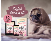 ♥︎ Zůstaň doma a čti! 10 e-knih jako DÁREK ♥︎