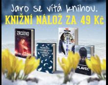 ❁ Jaro se vítá knihou! Nálož čtení za 49 Kč ❁