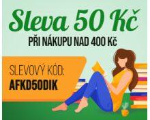 MÁME PRO VÁS 50 KČ NA ONLINE NÁKUP!
