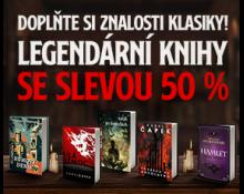 Doplňte si své znalosti klasiky   Legendární knihy se slevou 50 %