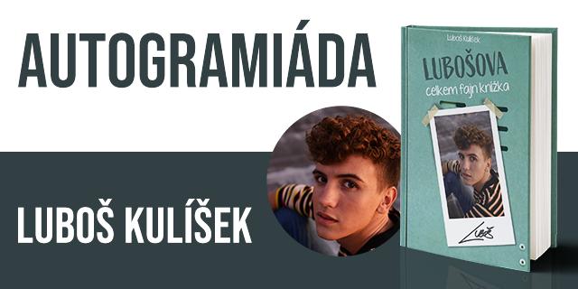 ZRUŠENO   Autogramiáda Luboše Kulíška    ČESKÉ BUDĚJOVICE