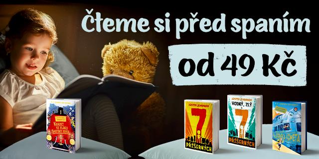 Čteme si s dětmi před spaním   KNÍŽKY OD 49 KČ