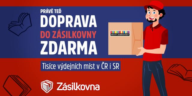 Doprava do Zásilkovny zdarma | ČR i SR!