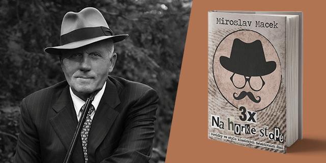Autogramiáda Miroslava Macka a křest jeho nové knihy