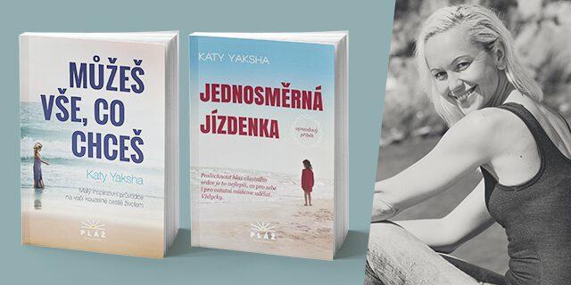 Katy Yaksha: Dvojkřest a autogramiáda v knihkupectví Václavské náměstí
