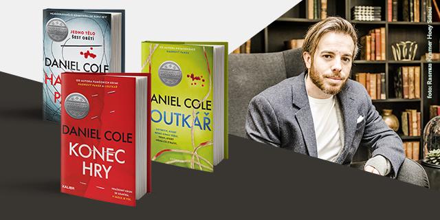 ZRUŠENO | DANIEL COLE V BRNĚ | Autogramiáda
