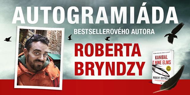 ZRUŠENO   Autogramiáda Roberta Brynzdy