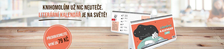 Literární kalendář 2022