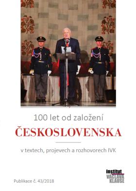 100 let od založení Československa - Institut Václava Klause - e-kniha