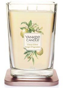 Svíčka Yankee Candle Elevation - Citrus Grove (2 knoty)