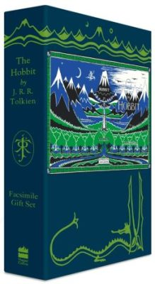 The Hobbit Facsimile Gift Edition - J. R. R. Tolkien