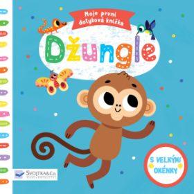 Moje první dotyková knížka Džungle - Americo Tiago
