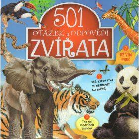 501 otázek a odpovědí - Zvířata - kolektiv autorů