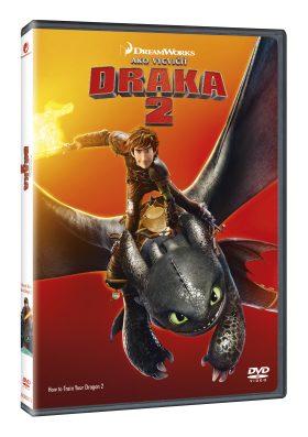 Jak vycvičit draka 2 - DVD