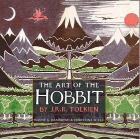 The Art of Hobbit 75th Anniversary Edition - J. R. R. Tolkien