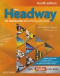 New Headway Pre-intermediate Maturita Student´s Book 4th (CZEch Edition) - John and Liz Soars