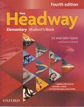 New Headway Fourth Edition Elementary Student's Book (Czech Edition) - John and Liz Soars