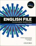 English File Pre-intermediate Student´s Book 3rd (CZEch Edition) - Clive Oxenden, ...