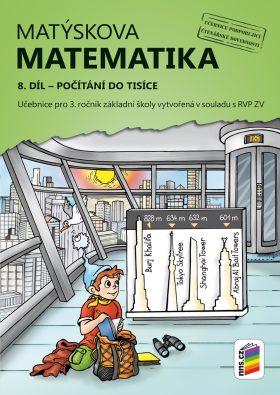 Matýskova matematika, 8. díl - Počítání do tisíce
