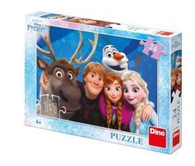 Ledové království II Selfie - Puzzle 24 dílků