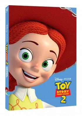 Toy Story 2: Příběh hraček - Edice Pixar New Line - DVD