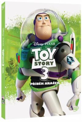 Toy Story 3: Příběh hraček DVD - Edice Pixar New Line - DVD