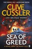 Sea of Greed : NUMA Files #16 - Clive Cussler, Graham Brown