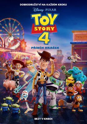 Toy Story 4: Příběh hraček - DVD