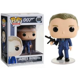 Funko POP! James Bond S2 - Daniel Craig (Quantum of Solace)
