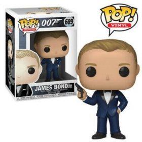Funko POP Movies: James Bond S2 - Daniel Craig (CasinoRoyale)
