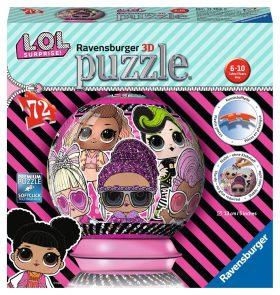 Puzzleball LOL 72 dílků