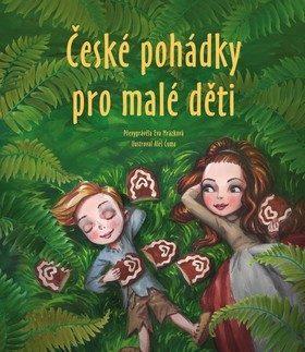 České pohádky pro malé děti - Eva Mrázková - e-kniha