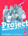 Project the Third Edition 2 Pracovní sešit s CD-ROM - Tom Hutchinson